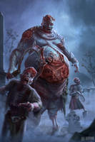 Zombie Lord by IvanSevic