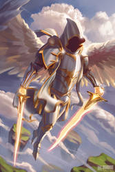Archangel by IvanSevic