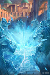 Frost Bomb by IvanSevic