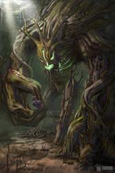 Druid Boss by IvanSevic