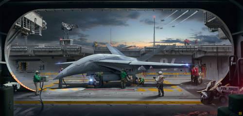 Super Hornet by IvanSevic
