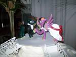 My little cake toppers - My wedding Pony OC's