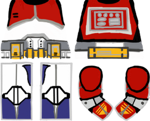 84th 'Prime' Legions Clone Trooper Phase2