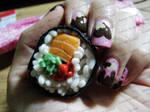 MotherMayI Sushi Magnet 2