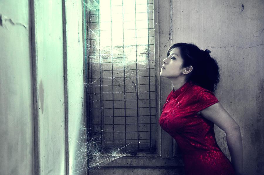 RED by DawnRoseCreation