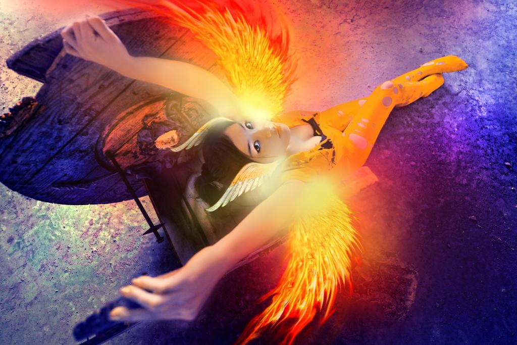 I'm Fire Pheonix