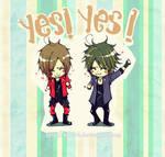 YESYES :D