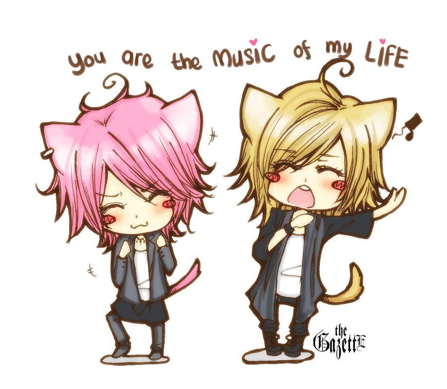 .the music of my life. by eidURU