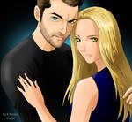 Peter and Olivia - Fringe