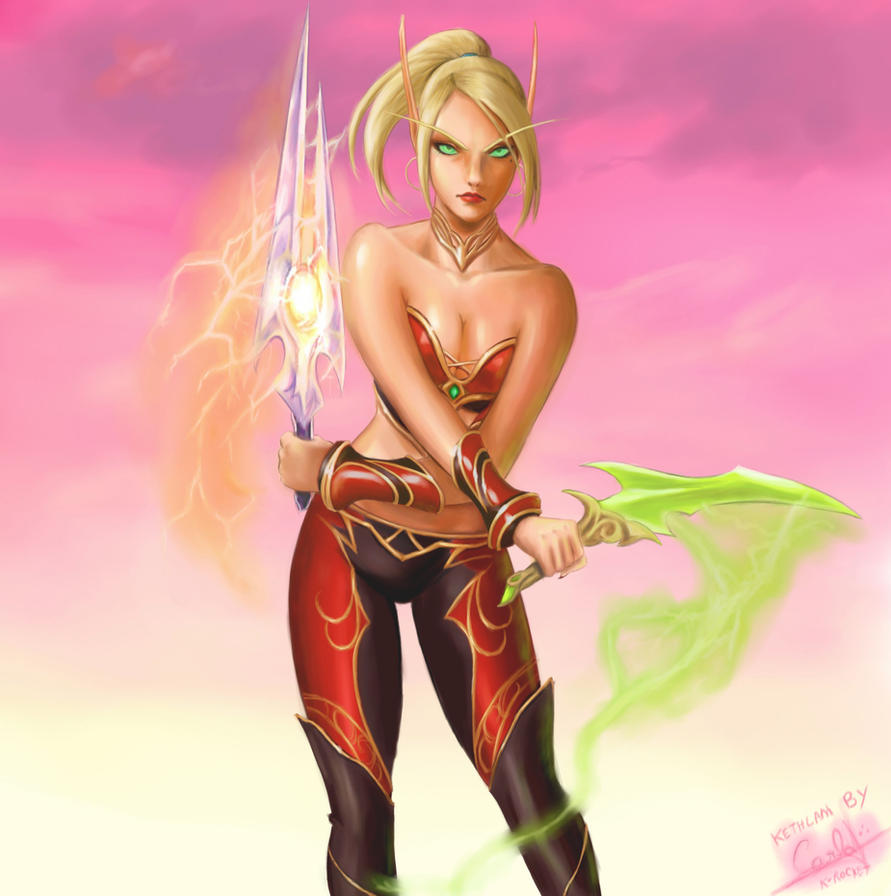 Blood elf babes girl pic hardcore photos