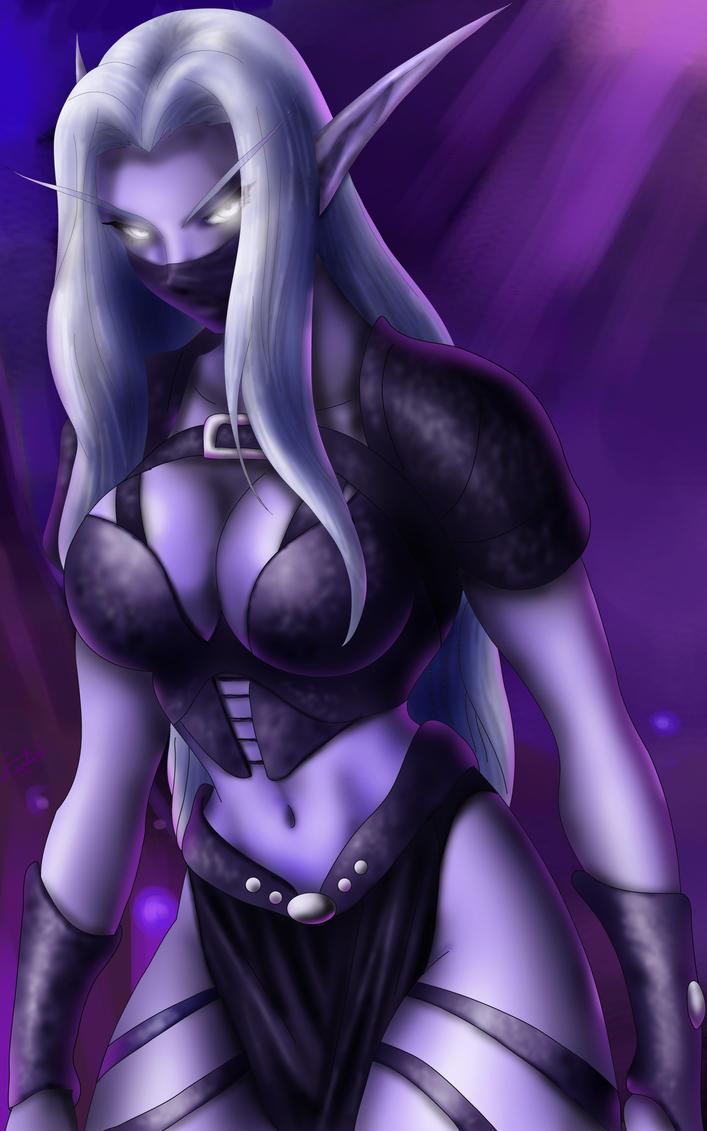 Sexy druid babe sex image