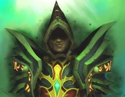 Warlock - Morpheus by MistressAinley