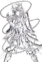 Kamui - Andromeda by MistressAinley