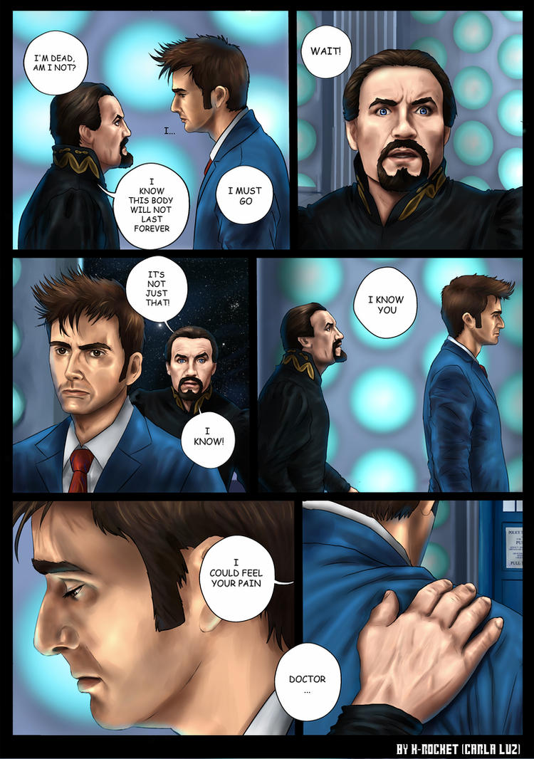 Doctor Who - Unexpected - Page 10 by MistressAinley