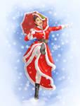 Missy Christmas!
