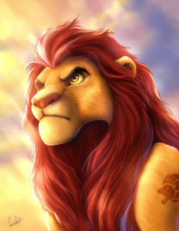 Kion by mistressainley on deviantart - Kion le roi lion ...
