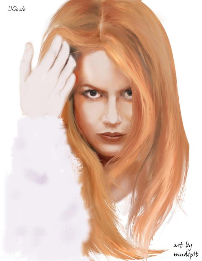 Nicole Kidman by mudspit