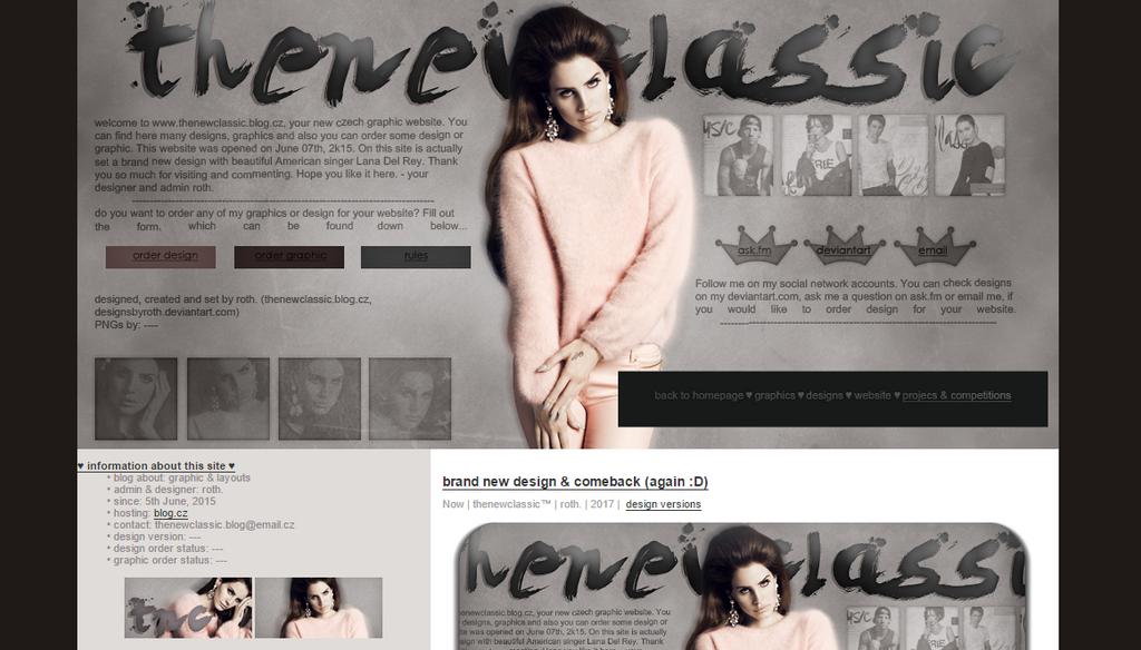 designversion no.21 with Lana Del Rey (screenshot) by designsbyroth