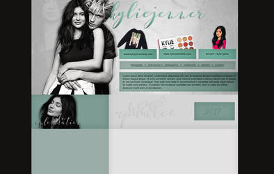 FREE DESIGN WITH KYLIE JENNER AND LUCKY BLUE SMITH by designsbyroth