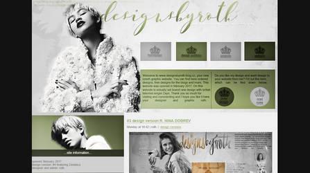 #4 design version ft. Zendaya by designsbyroth