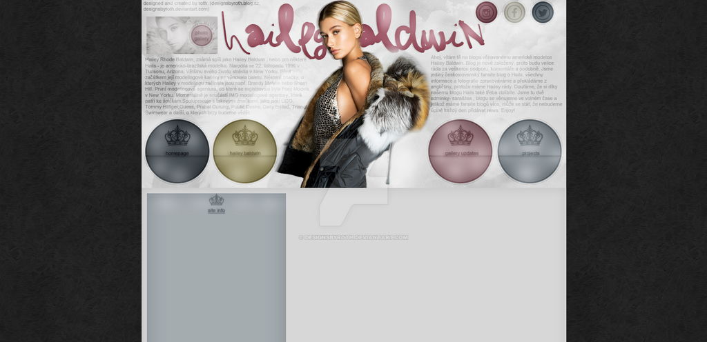 ordered design (for hailey-baldwin.blog.cz) by designsbyroth