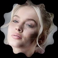 editorial ft. Zara Larsson by designsbyroth