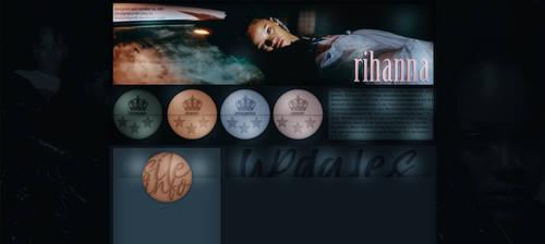 free design ft. Rihanna by designsbyroth