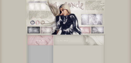 free design ft. Ariana Grande by designsbyroth
