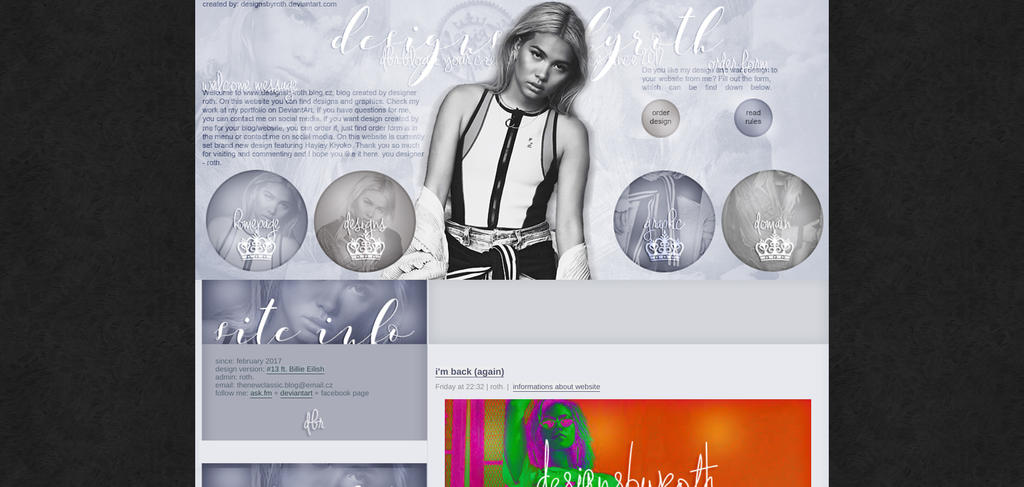 #14 design version ft. hayley kiyoko (screenshot) by designsbyroth