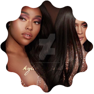 editorial ft. Kylie Jenner x Jordyn Woods 01 by designsbyroth