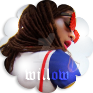 editorial ft. Willow Smith 03 by designsbyroth