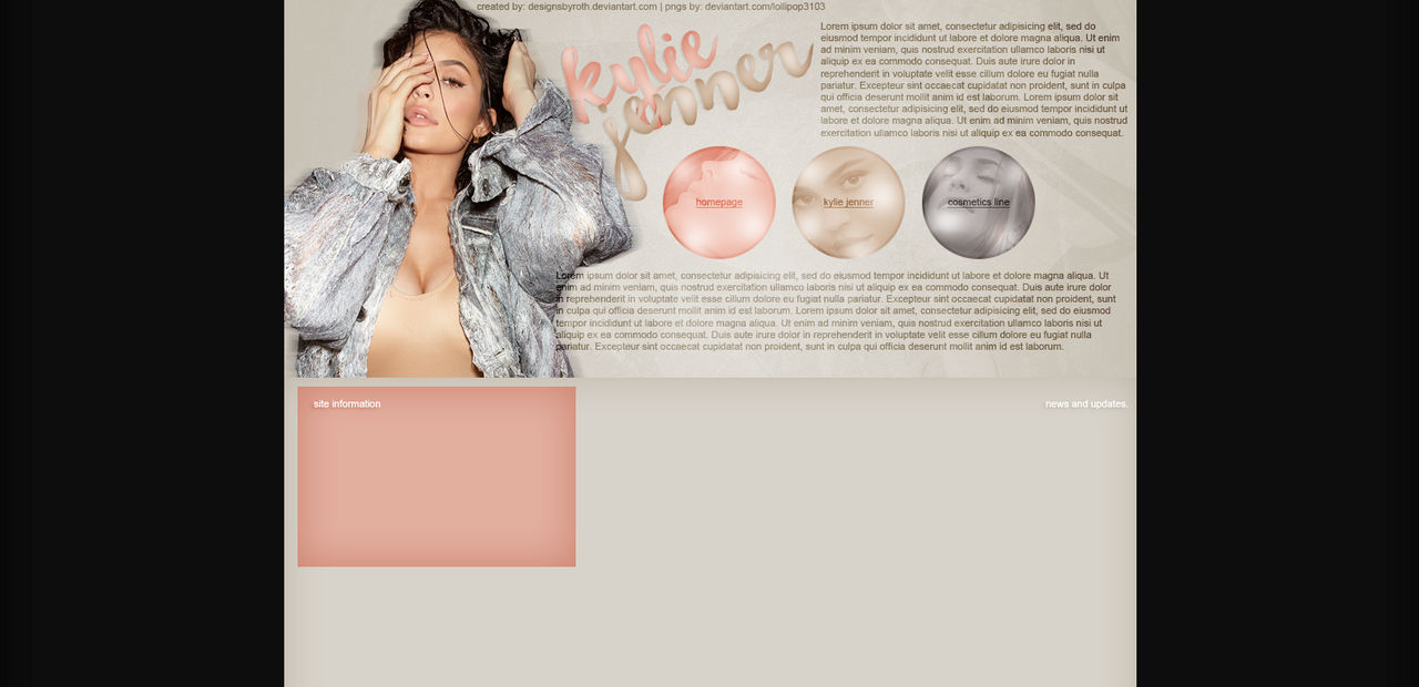 free design ft. kylie jenner by designsbyroth