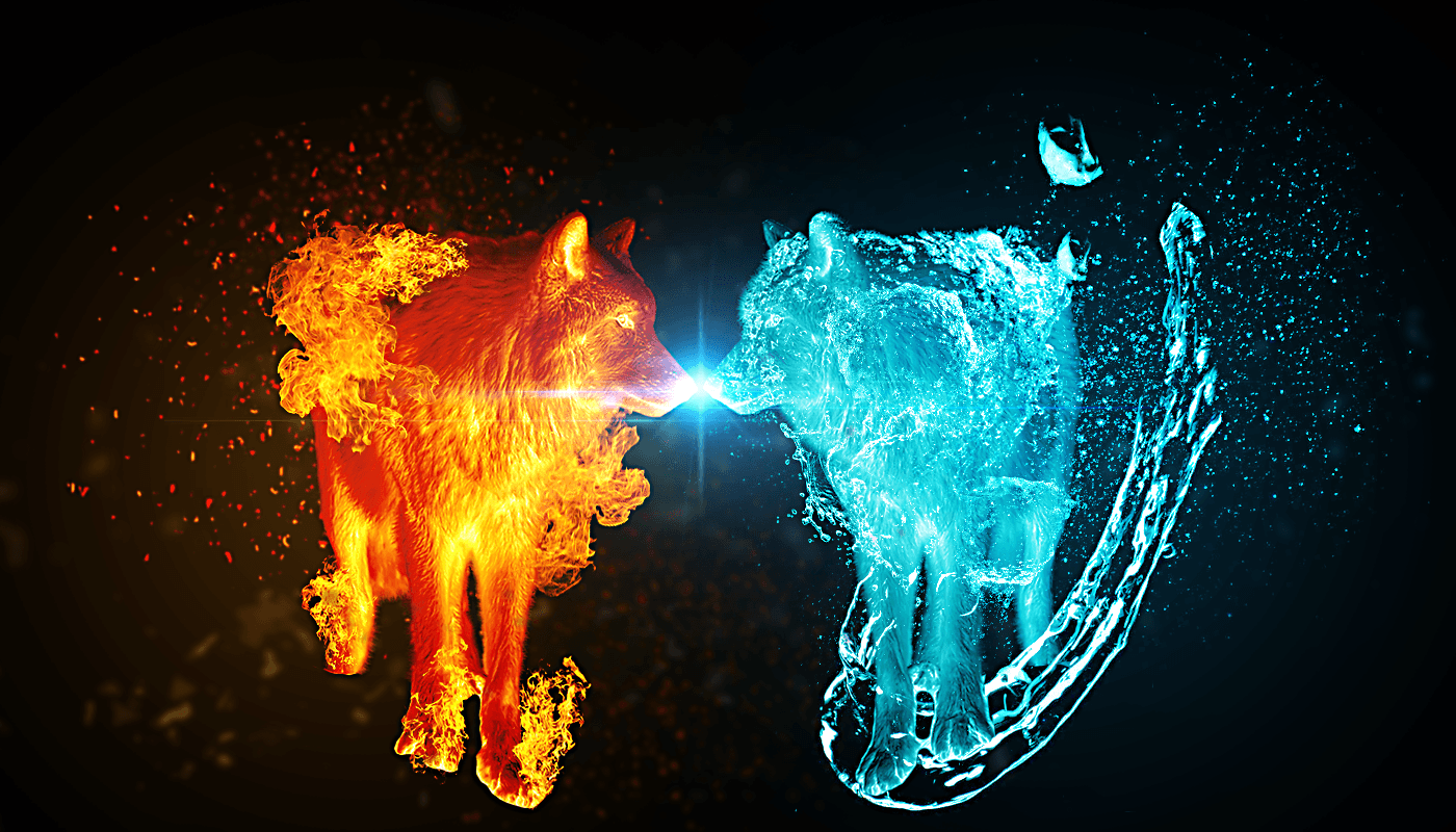 Water or Fire.. What do you choose ? by Alvyre on DeviantArt