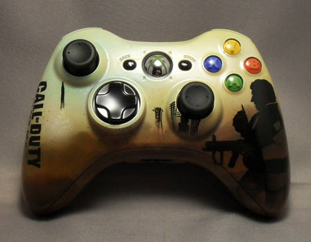 Black Ops Xbox Controller