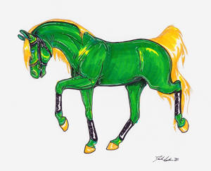 Green Horsey