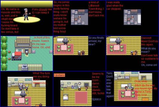 Pokemon adventures 01