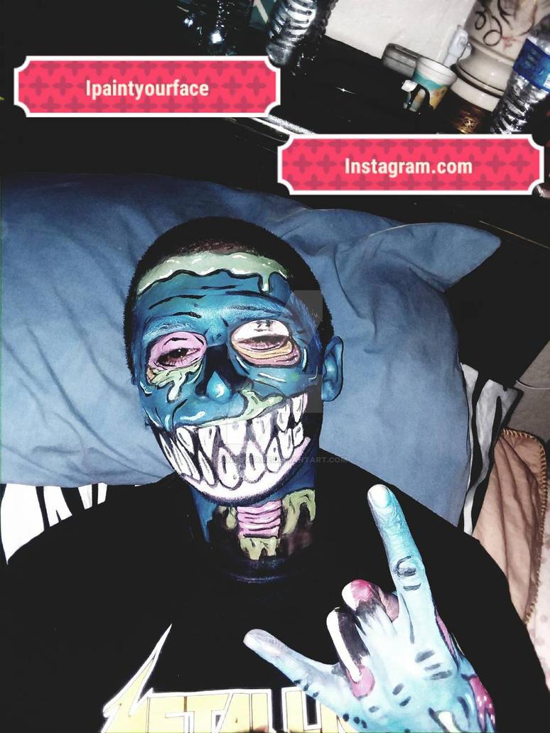 #zombie pop art by ipainturface