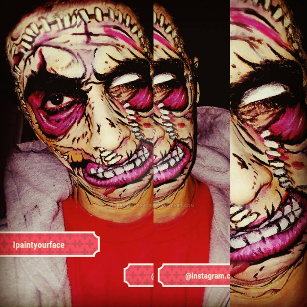 #zombie pop art #pop art zombie #pop art zombie ma by ipainturface