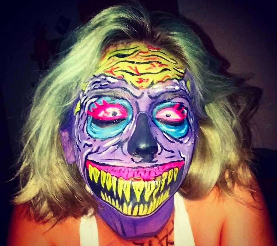 zombiepopart by ipainturface