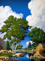 a midsummer's day by David-McCamant