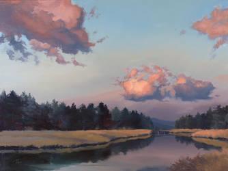 truckee in twilight by David-McCamant