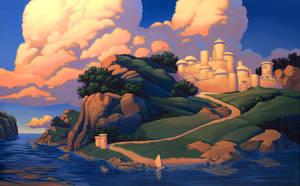 dusky landing by David-McCamant