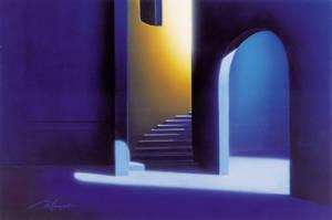 stair light by David-McCamant