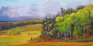 Warming Meadow Study by David-McCamant