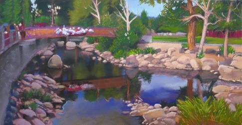 Spring River Study