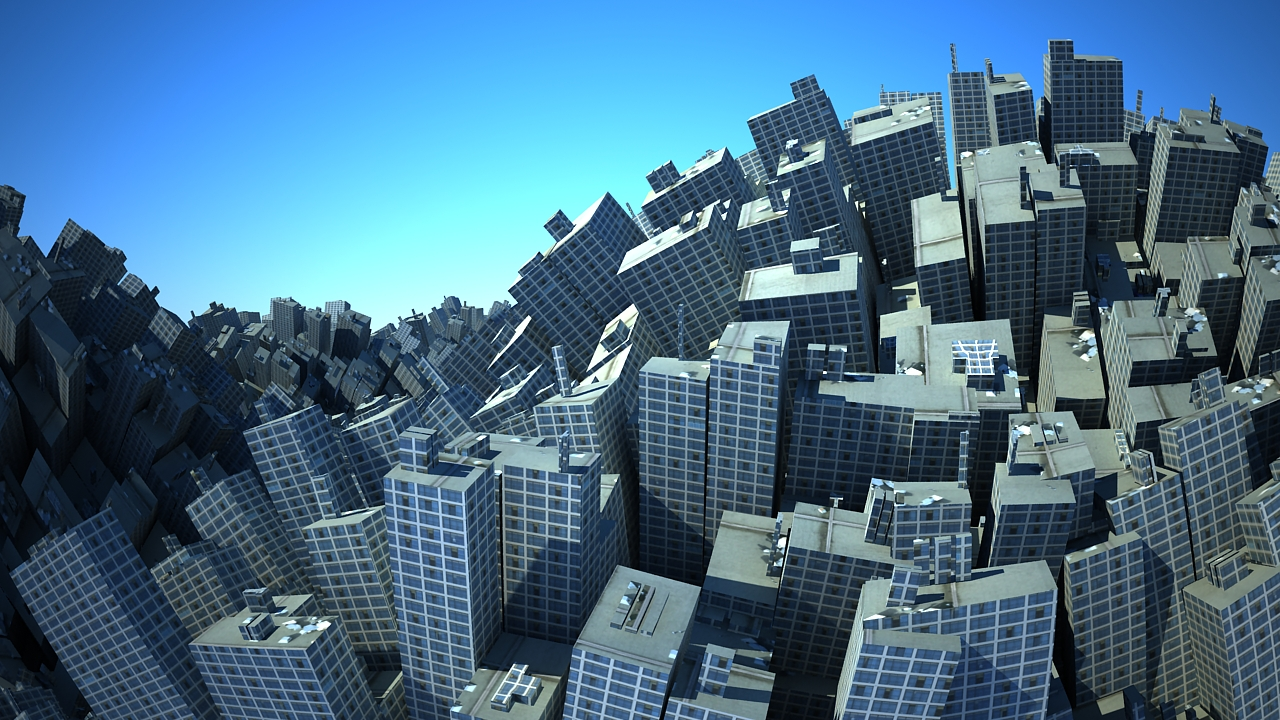 city bend by polperdelmar