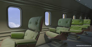 lounge in the air