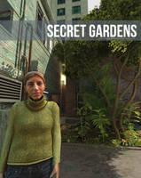 secret gardens by polperdelmar