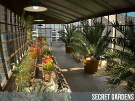 jardin secreto downtown by polperdelmar