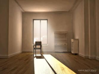 single empty space by polperdelmar